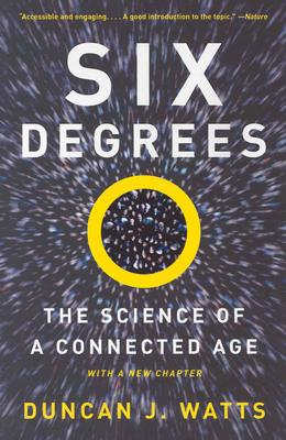 Six Degrees By Watts, Duncan J.